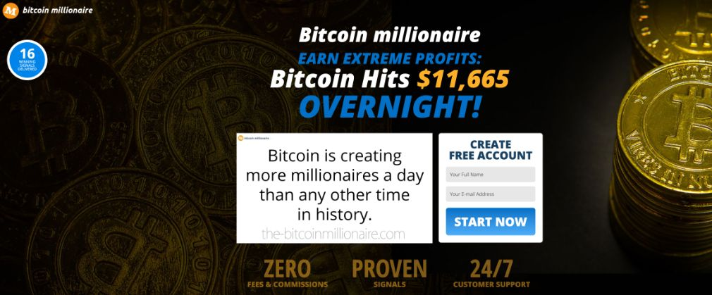 Bitcoin Millionaire Review
