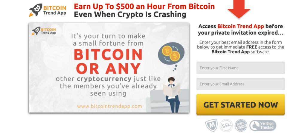 Bitcoin Trend App Review